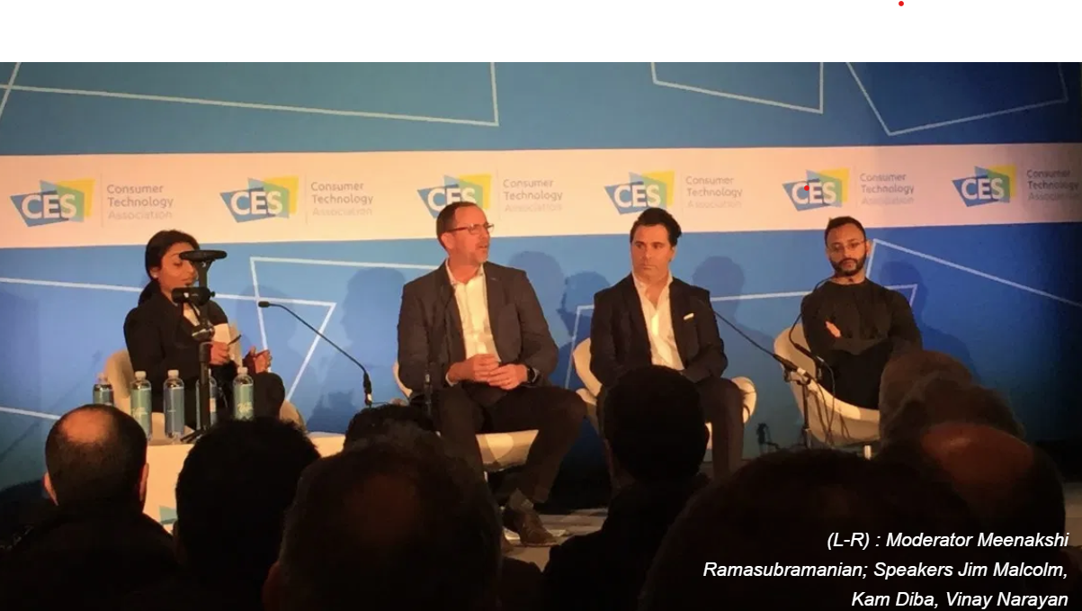 """Panel: """"Social VR is What Will Drive The Future of Virtual Reality"""""""