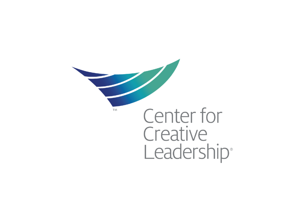 Center for Creative Leadership Logo, large organizations require big picture thinking