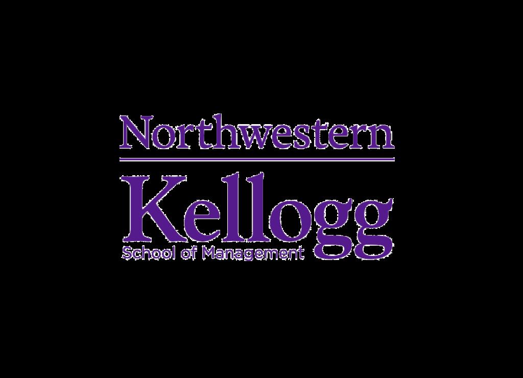 Northwestern Kellogg School of Management Logo. Executive development programs