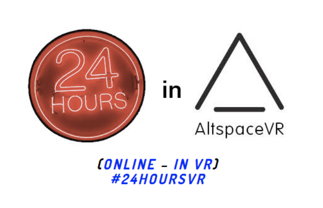 2019 Virtual Reality Day – 24 Hours in VR