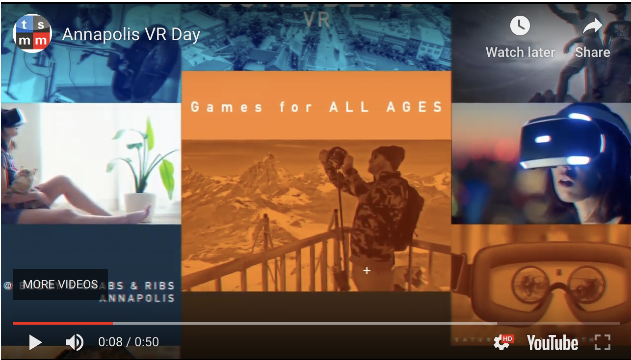 Does The Industry Need A Virtual Reality Day?