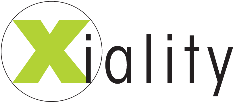 Xiality Logo on Resume showing the global company marketing and brand position